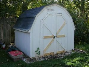 yard shed removal Atlanta, GA