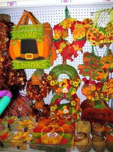 junk thanksgiving