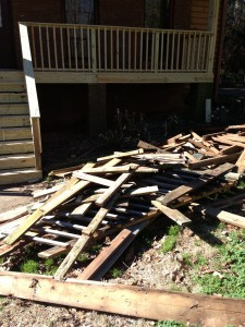 Renovation Scrap Removal