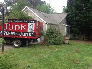 mr junk hauls trees and shrubs