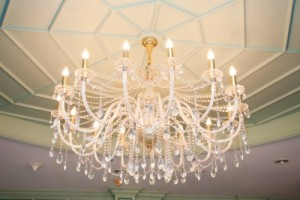 fancy chandelier