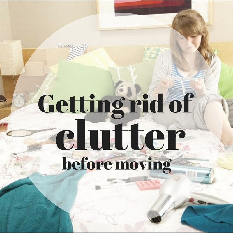 Getting Rid Of Clutter Excellent Confession Is A Wiping